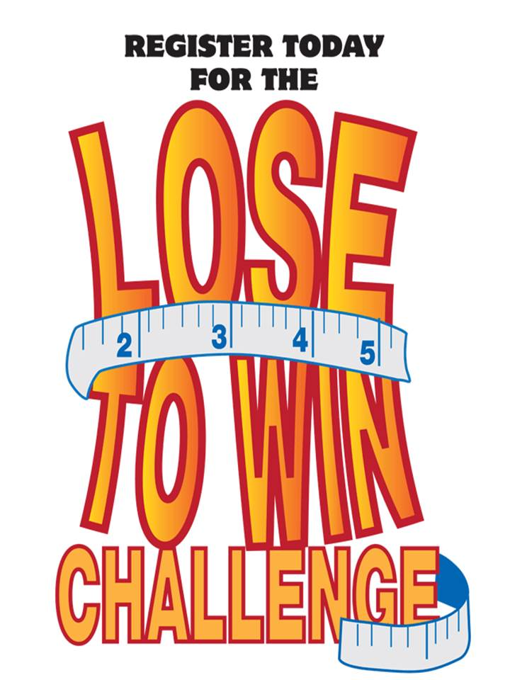 Lose to Win! 10 week weight loss challenge – join us!