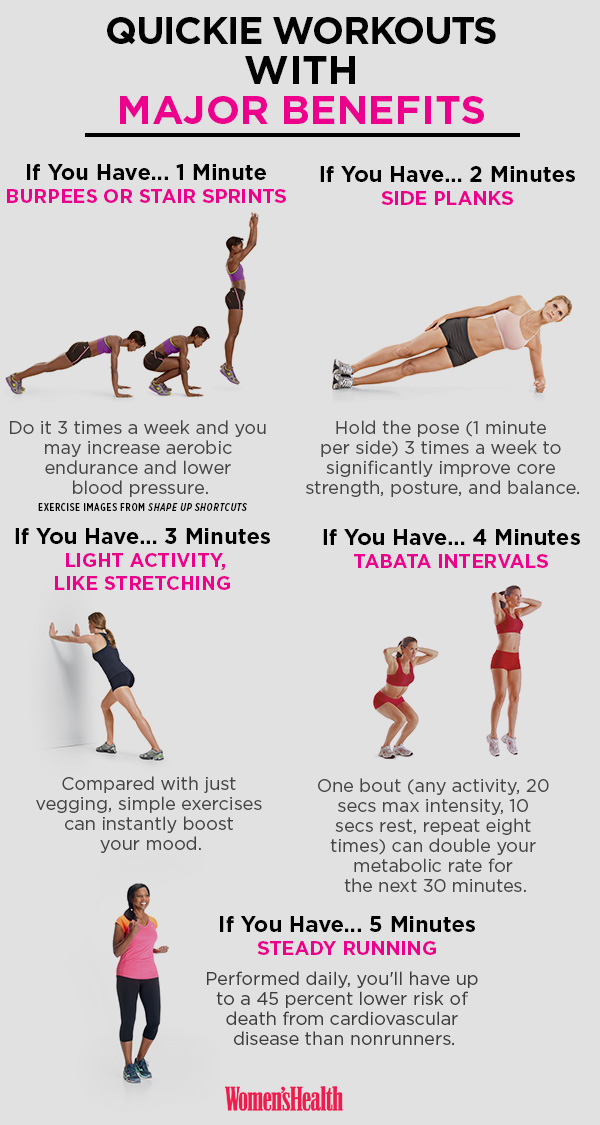The 5-Minute Workout That Will Shed Weight Fast
